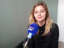 Louane Emera, la nouvelle égérie de France Bleu  © Radio France