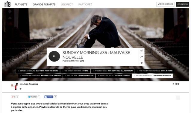 Radio France : vers la fermeture de RF8 ?