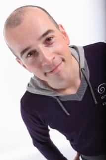 """Laurent Dereux """"baigne"""" dans le monde de la radio depuis l'âge de 17 ans"""