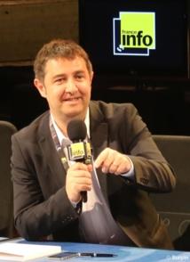 """Luanret Guimier, patron de France Info """"augmentée"""" @ Serge surpin"""