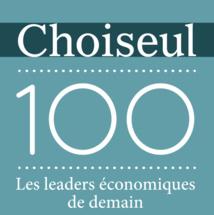 Mathieu Gallet (14ème) et Catherine Sueur (64ème) dans le Choiseul 100