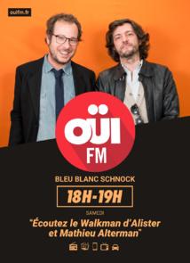 Bleu Blanc Schnock sur Oui FM