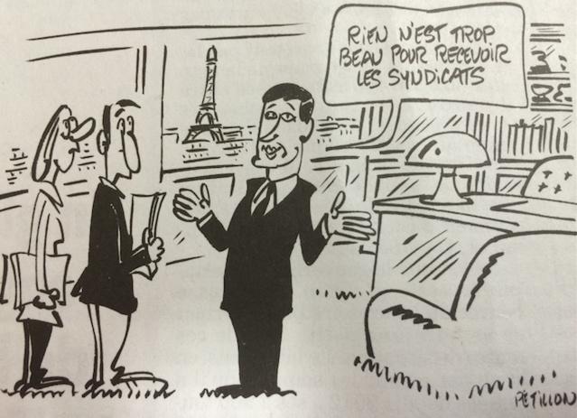 Un bureau de belle facture à Radio France