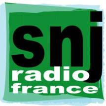 """""""Le bureau du PDG tel que Jean-Luc Hees l'avait laissé"""" selon le SNJ Radio © SNJ"""
