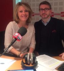 Christine Bouillot et Christophe Bordet présenteront la grande soirée des résultats sur Sud Radio