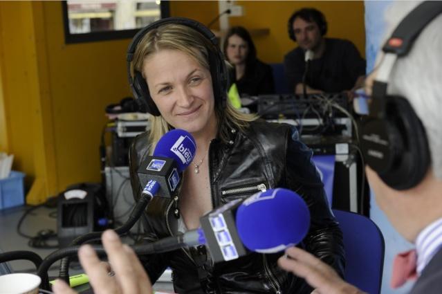 Elodie Suigo animera cette finale ce dimanche après-midi © Christophe Abramowitz / Radio France