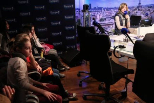 Semaine de la Presse : Europe 1 et Guilli s'associent