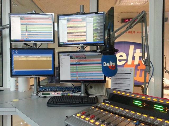 Open Radio équipe la radio Delta FM à Boulogne, Saint-Omer et Dunkerque
