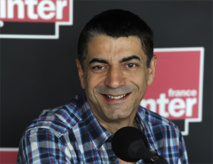 Didier Varrod, directeur de la programmation musicale d'Inter © Radio France