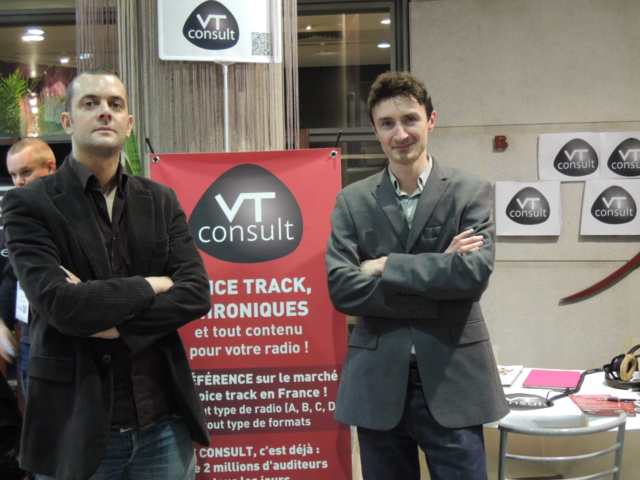 Arnaud et Sylvain le binôme dirigeant de VT Consult