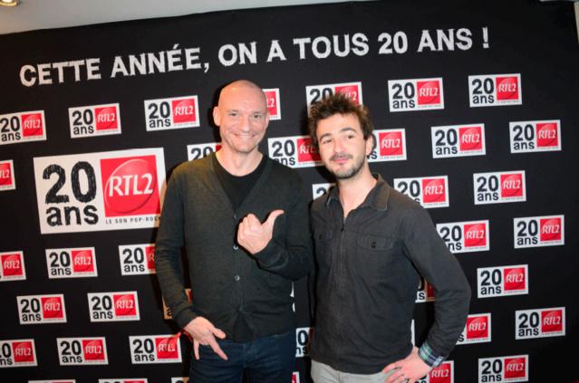 RTL2 a fêté ses 20 ans