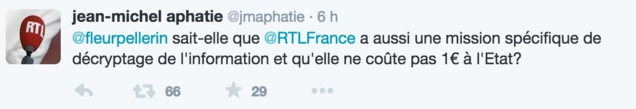 Fleur Pellerin agace Europe 1 et RTL