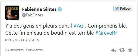 Radio France : la grève est reconduite pour 24h, dans la douleur.