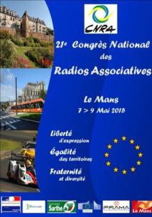 Congrès 2015 de la CNRA : le pré-programme dévoilé