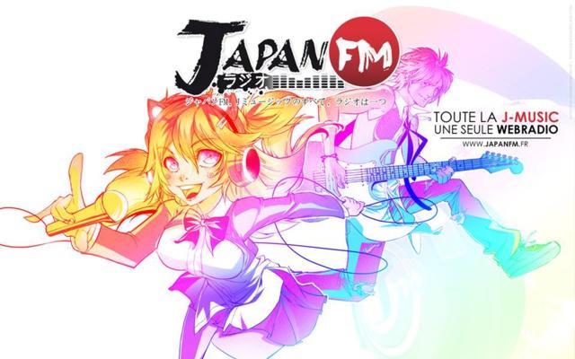La webradio Japan FM devient... tourneur