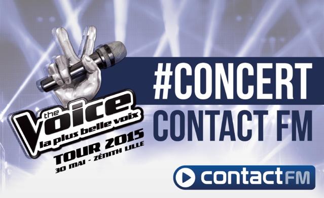 Contact FM sera au Zénith le 30 mai