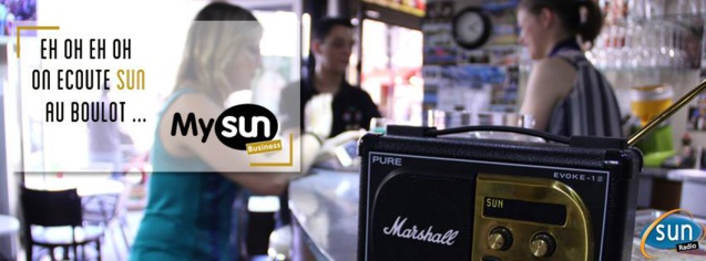 SUN Radio lance MySUN Business