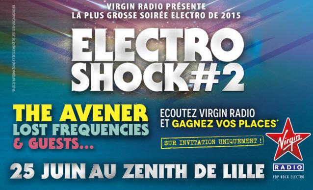 Virgin radio : un concert et une matinale à Lille
