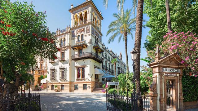L'Hôtel Alfonso XIII de Séville abritera début juin la Convention des Indés Radios.