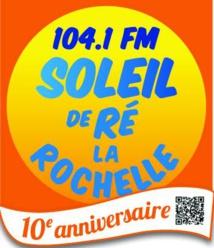 Soleil de Ré La Rochelle fait chanter ses auditeurs