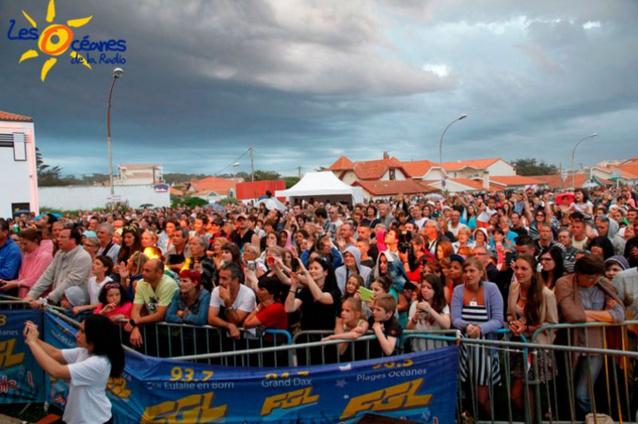 Océanes de la Radio : la date festive phare landaise qui lance la saison estivale