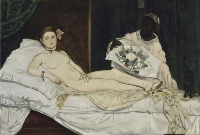 Cette toile d'Edouard Manet a-t-elle déclenché la censure de l'appli France Musique?