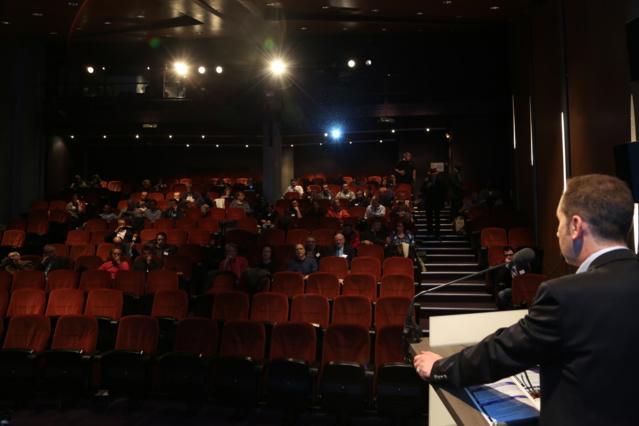 La Confédération Nationale des Radios Associatives réunie en fin de semaine dernière au Mans