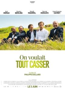 """""""On voulait tout casser"""" : un film France Bleu"""