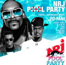 NRJ organise sa première NRJ Pool Party