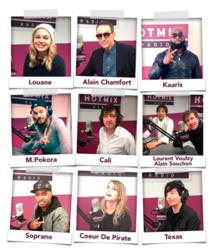 Hotmix : 100 artistes reçus en 18 mois