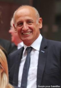 """Aphatie aura """"fait"""" les trois grandes radios françaises : France Inter de 1999 à 2003, RTL de 2003 à 2015 et donc Europe 1 à partir de septembre © Serge Surpin"""