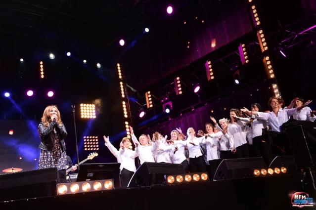 25 000 auditeurs au RFM Music Show