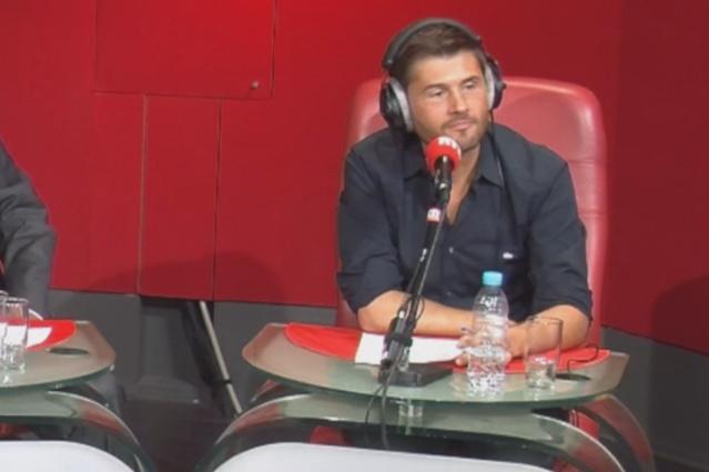 Christophe Beaugrand est également sociétaire des Grosses Têtes sur RTL