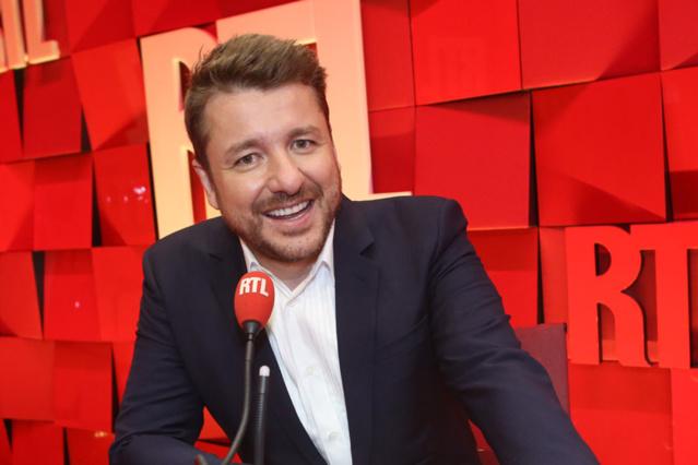 """Durant l'été 2014, Bruno Guillon était déjà sur RTL pour animer """"La Bonne Touche"""" © Abacapress"""
