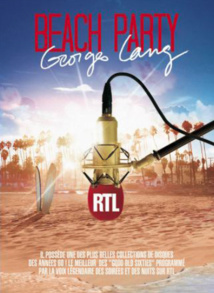 "Parution du coffret ""Beach Party"" de Georges Lang"