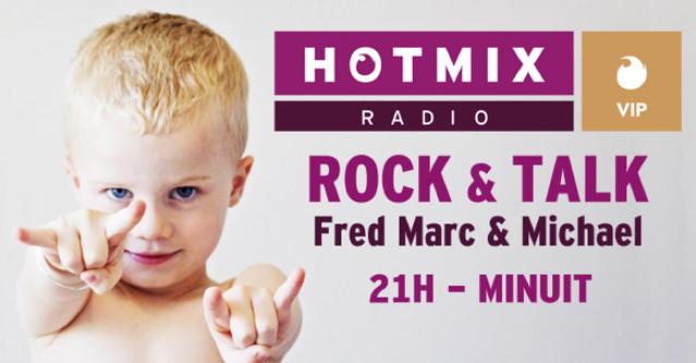Hotmixradio parie sur un Talk-Show