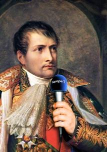 """""""Je redoute trois journaux plus que 100 000 baïonnettes"""" avait dit Napoléon Bonaparte... Et combien de micros ?"""