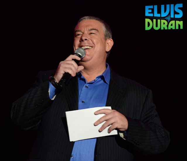 "Elvis Duran élevé au rang de ""Broadcaster of the Year"""