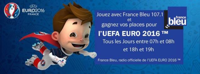 C'est déjà l'Euro 2016 sur France Bleu 107.1