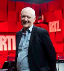 Pour Nicolas Domenach, RTL sera bientôt sa première expérience radiophonique