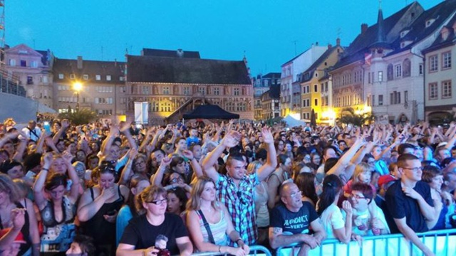 7 000 personnes au grand concert d'été de Cerise FM