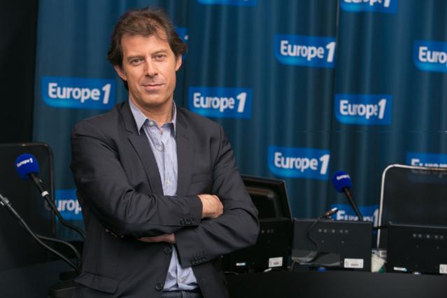 Bruno Gaston, le n° 2 d'Europe 1