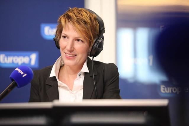 1 500 000 auditeurs écoutent chaque matin à 8h35 Natacha Polony sur Europe 1 © Marie Etchegoyen Capa Pictures