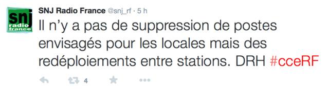 """Les """"France Bleu"""" vont-elles changer de noms ?"""
