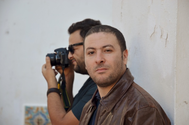 Amine le créateur de la webradio 12 bar a 33 ans et vit à Alger où il dirige une entreprise d'éléctromécanique.