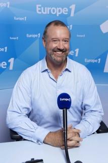 Annoncé sur RTL, Alex Taylor sera finalement au micro d'Europe 1 © Capa Pictures Christophe Meireis