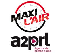 Maxi L'Air et l'agence A2PRL (Mediameeting) s'associent pour lancer cette nouvelle offre originale