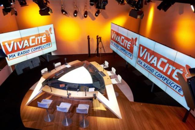 VivaCité dispose désormais d'un studio multimédia d'un nouveau genre © RTBF Tous droits réservés