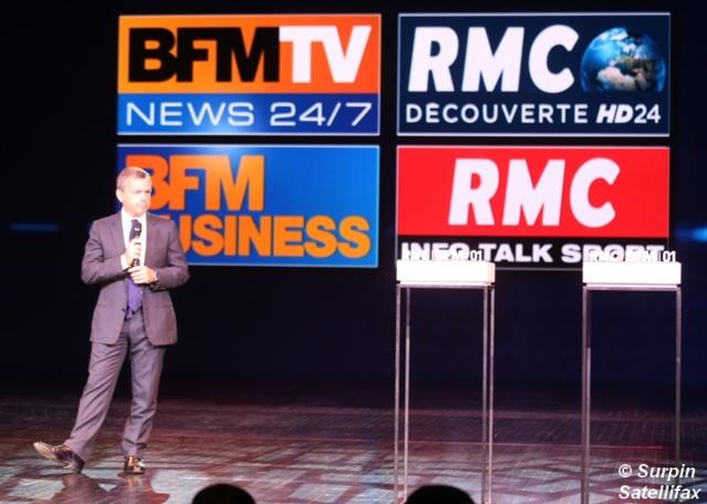 NextRadioTV : une rentrée dans la continuité
