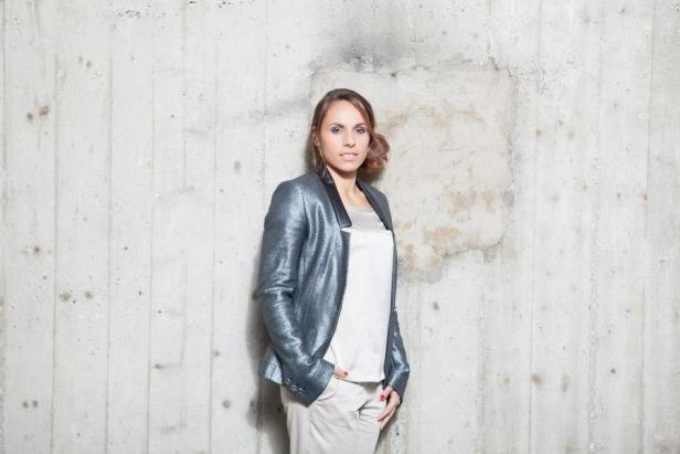 Sur France Bleu 107.1, Jessica Houara d'Hommeaux analysera l'actualité du PSG et du football en général, tous les mardis de 20h à 21h © Charlélie Marangé